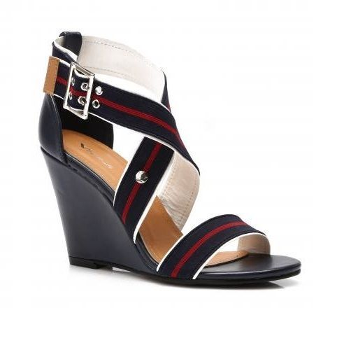 LADIES & WOMEN NEW ANKLE STRAPPY HIGH WEDGE HEEL SANDALS    SIZE 3-7.5 UK