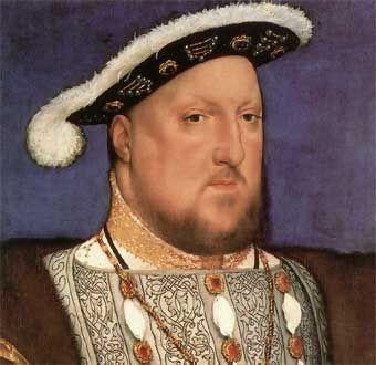 ENRIQUE VIII de Inglaterra. Rey de Inglaterra (1509-1547.38), perteneciente a la dinastía Tudor. Menos conocido por los logros de su reinado que por sus seis esposas, el celebérrimo Enrique VIII de Inglaterra ha pasado a la cultura popular con una imagen con frecuencia distorsionada. Se suele recordar a sus esposas engañadas, repudiadas o ejecutadas, olvidando que el propio monarca, en su legítima ansia de tener hijos varones en quien perpetuar la dinastía.
