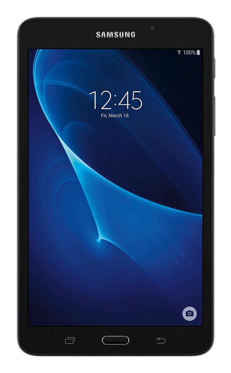 Samsung Galaxy Tab A 7-Inch Tablet (8 GB, Black)   Samsung SM-T280NZKAXAR7 inch TFE WXGA T-shark 2A Quad 1.3 GHz/ 1.5 GB RMA/ 8 GB Storage/ Micro SD up to 200GB/Android 5.1/Bluetooth 4.1/ Read  more http://themarketplacespot.com/tablets/samsung-galaxy-tab-a-7-inch-tablet-8-gb-black/
