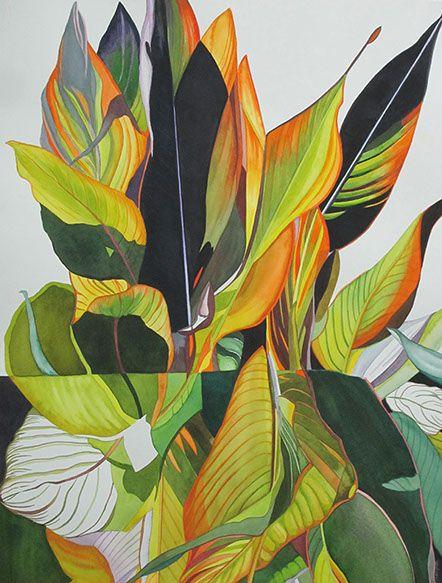 Leaves of Light Sonia Molnar