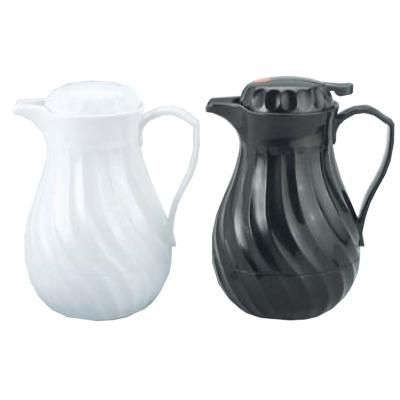 Picture of Push Button Jug Insulated White Connoisserve 600ml
