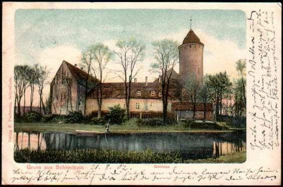 Schivelbein Schloss