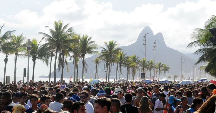 Veja lista com data e hora de desfile dos blocos de rua do Rio em 2016