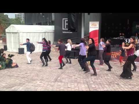 ▶ Melbourne Flash Mob for National Reconciliation Week - YouTube