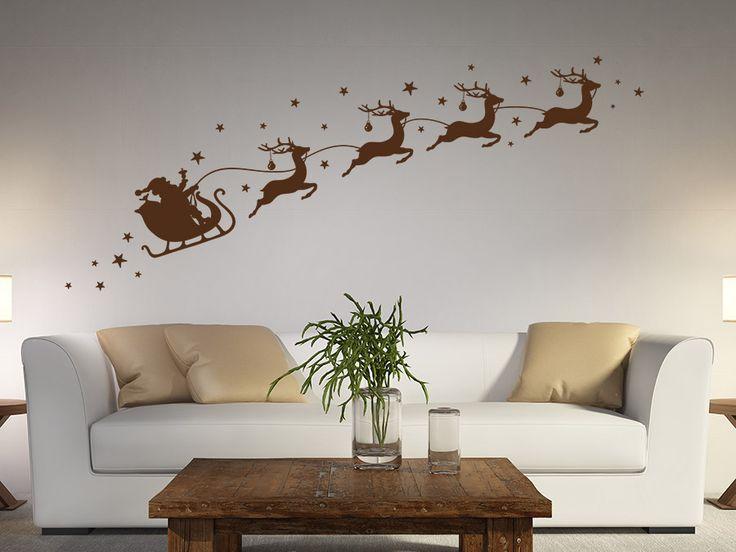 die besten 25 rentierschlitten ideen auf pinterest eierkisten stift speicher und. Black Bedroom Furniture Sets. Home Design Ideas