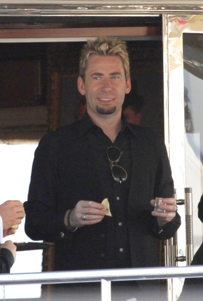 Chad Kroeger - Chad Kroeger Prepares to Marry Avril Lavigne