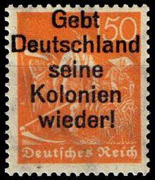 Deutsche Kolonien – Wikipedia