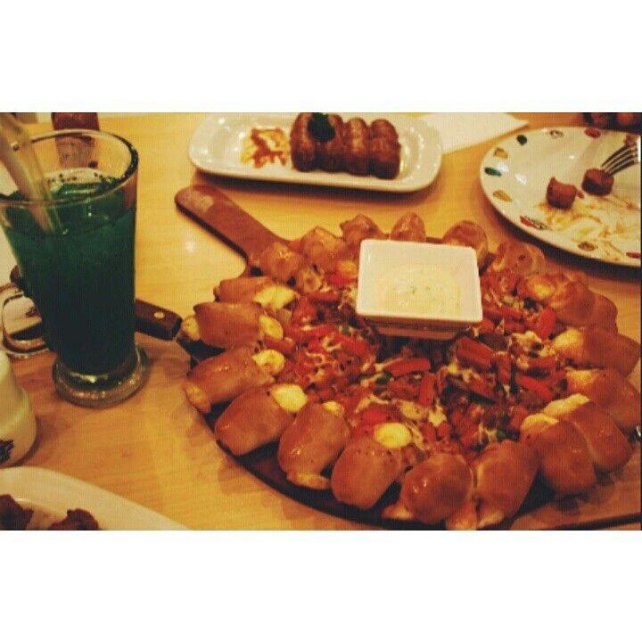Pizza!! ♡♡