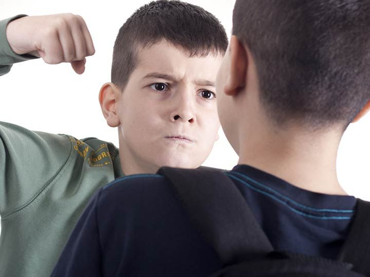 The research proved the decline in children's skills in schools..Some children said they stopped doing activities because they feared bullying