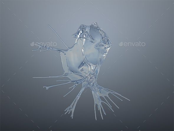 Water Liquid Form