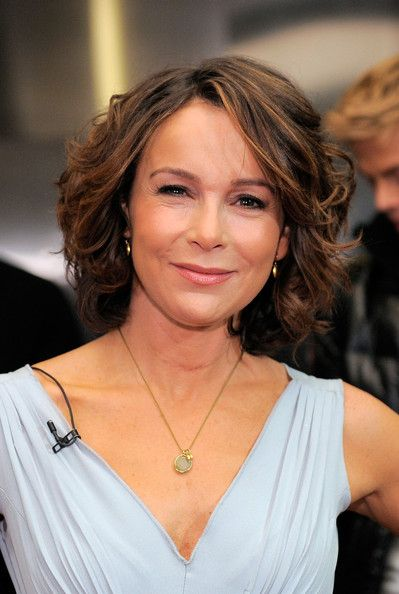 "Jennifer Grey Dancer/actress Jennifer Grey, winner of Season 11 of the ""Dancing with the Stars"" competition visits ""Good Morning America"" at..."