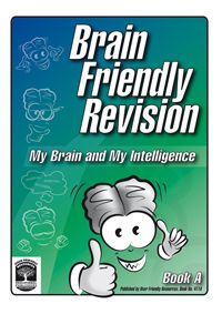 The Brain Friendly Revision series is brimming with engaging strategies, visualisation techniques, tips, tools, positive learning techniques, mind mapping activities, and memory aids, that will help students to become active, independent and successful learners. This is one of our best sellers for senior secondary students.