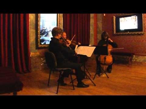 Lutosławski Quartet 09.08.2012 Wrocław (HD)