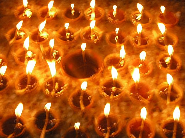 Diwali diyas | Flickr - Photo Sharing!