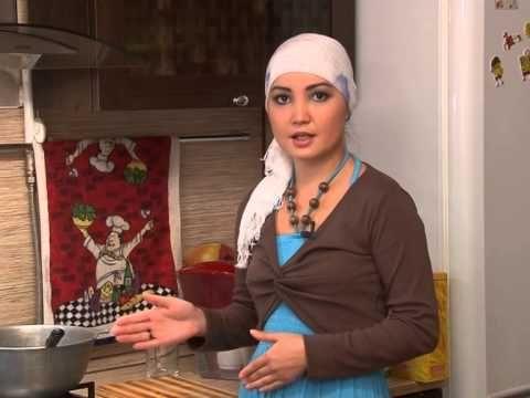 Как приготовить узбекский лагман. Семейный ужин - YouTube