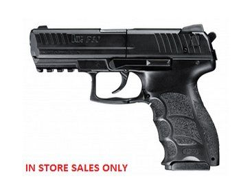 The Umarex Heckler & Koch P30 is a Co2 powered air Gun. It combines all the advantages of modern multiple-shot CO2 airguns.