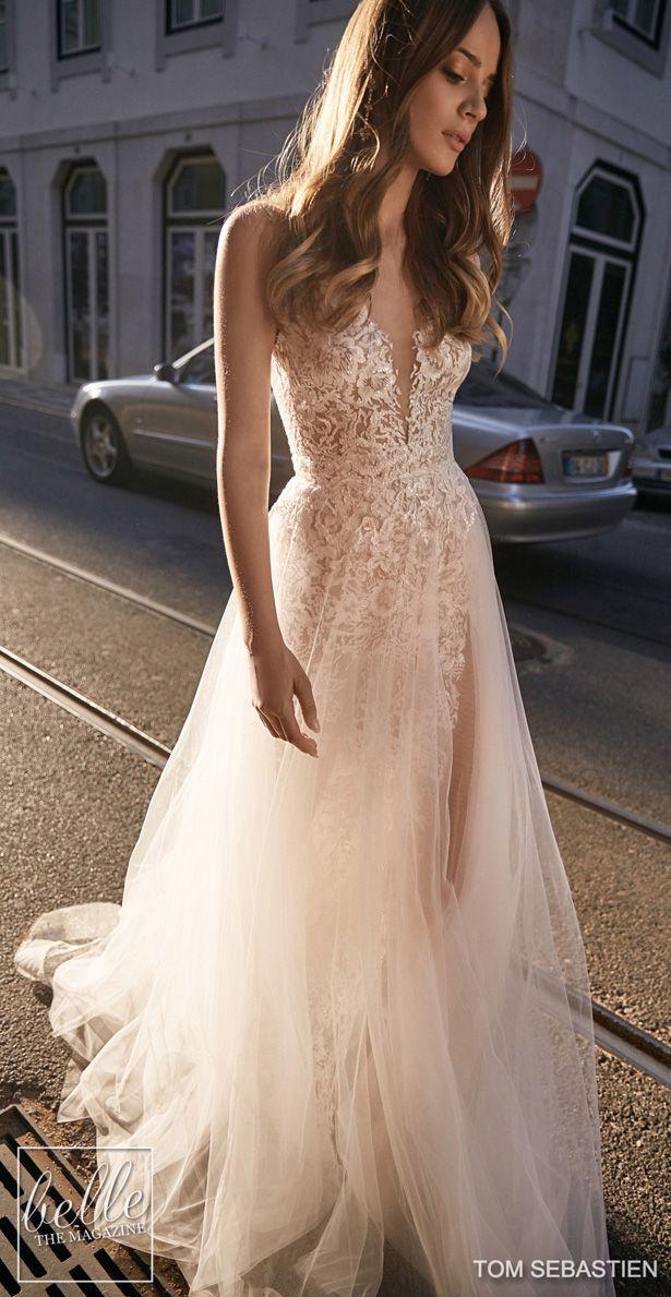 Tom Sebastien Wedding Dresses 2019