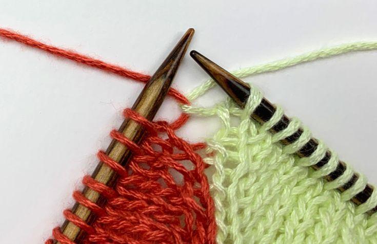Tuch stricken »ERIU« – Mach mit beim Knit-Along!
