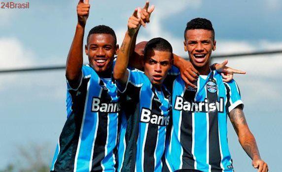 Grêmio vence o Auto Esporte por quatro a zero