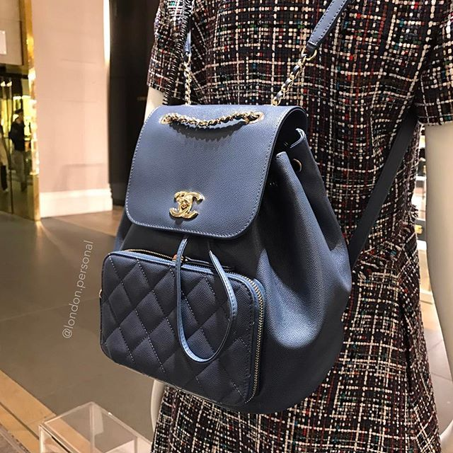 Chanel BackPack ----------------------------------------------------Enquiries via Direct Message -Whatsaap - Email : infos on profile. ----------------------------------------------------#chanel #personalshopping