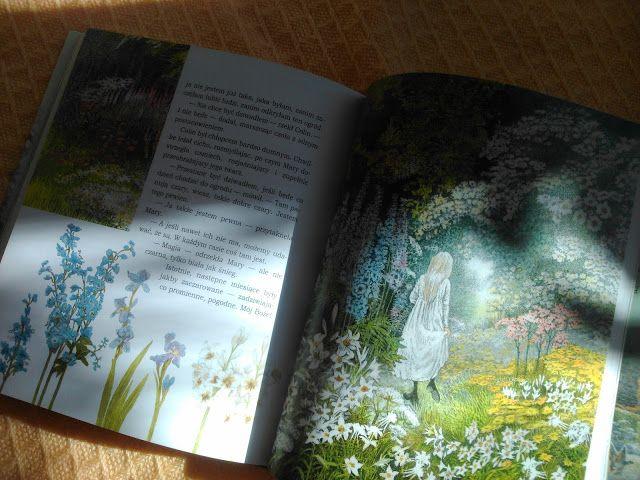 """recenzje ami. : """"Tajemniczy ogród"""" Frances Hodgson Burnett"""