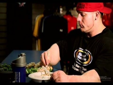 Train with Neil Hill Y3T Nutrition - Bodybuilding.com