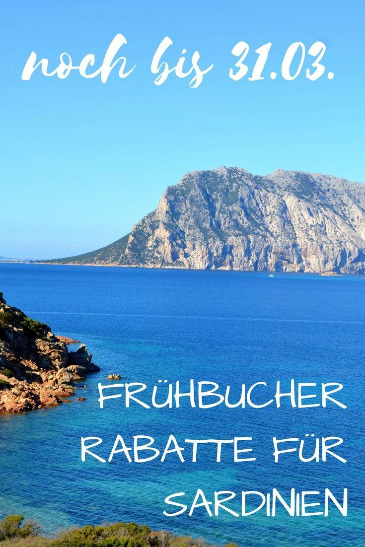Urlaub Sardinien mit Frühbucherrabatt! Jetzt schnell das Traumhotel sichern!