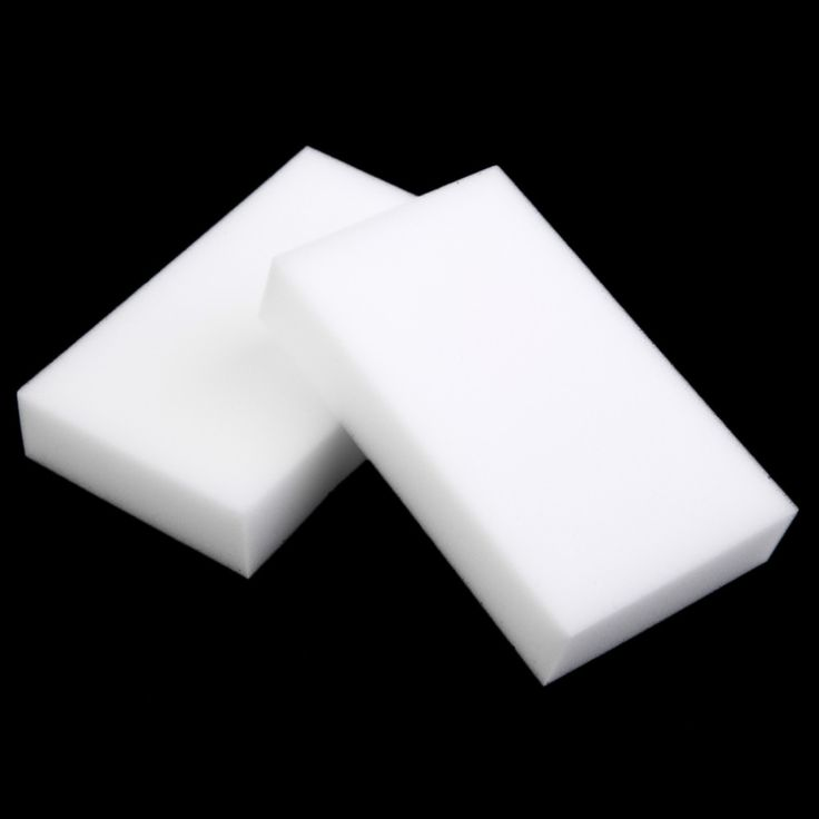 super clean 100pcs Multi-functional Magic Sponge Eraser Cleaner melamine sponge kitchen accessories 100 x 60 x 15mm