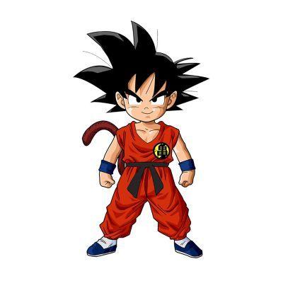 Camiseta Dragon Ball Z. Goku Foto 1