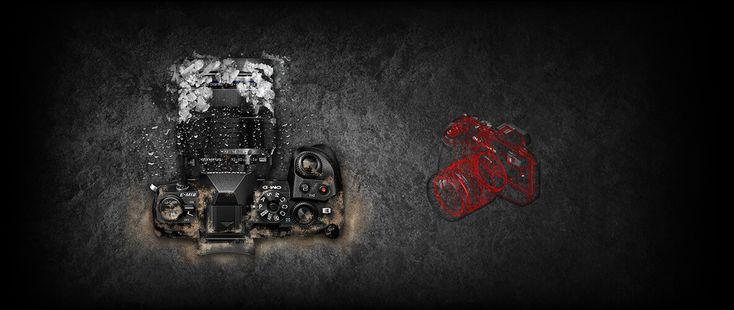E‑M1 Mark II - Fotocamere Micro System con Obiettivo Intercambiabile - OM-D - Olympus - Caratteristiche