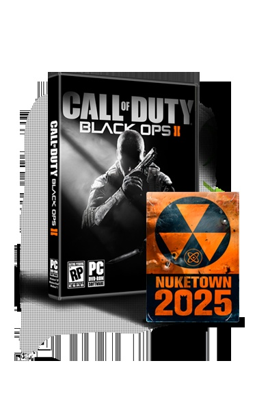 This year's COD continues the Black Ops story and will take us back in time on horseback and into the future with unmanned assault vehicles!