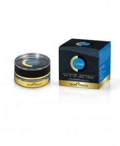 olive touch Advanced Caviarlift Eye & Lip Area Cream 15ml