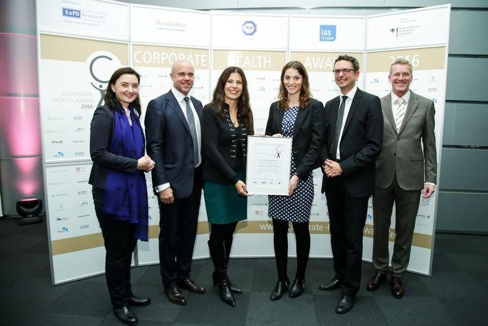 PM: Santander Consumer Bank erhält Corporate Health Award ... - https://www.gesundheits-frage.de/5844-pm-santander-consumer-bank-erhaelt-corporate-health-award.html