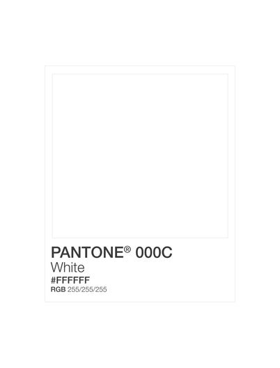 Image result for pantone white