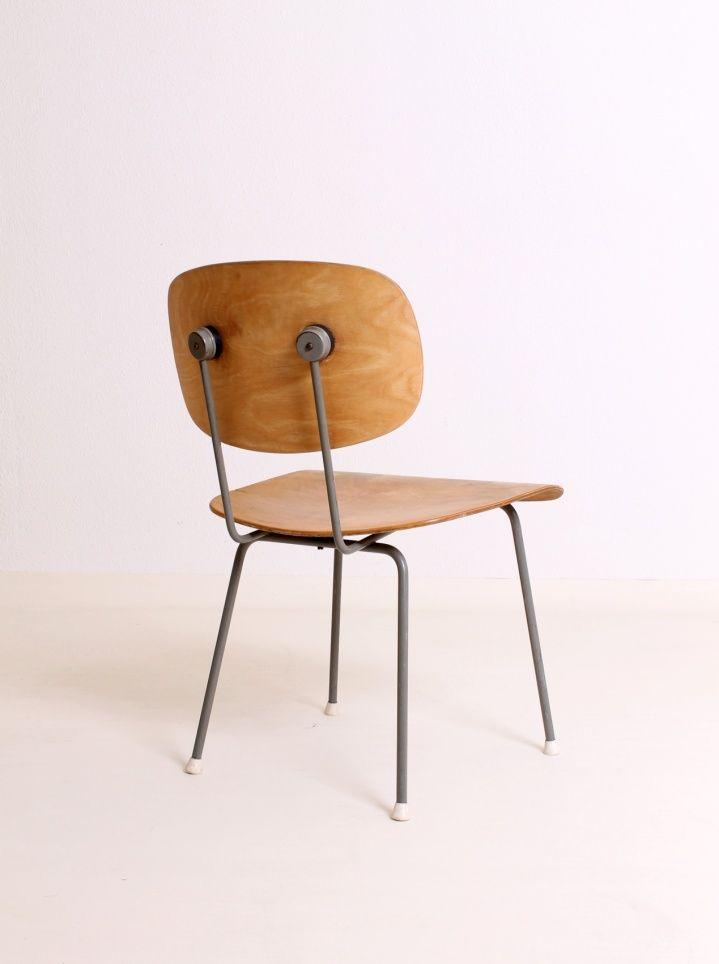 Gispen 116 chair by Wim Rietveld