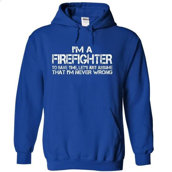 Firefighter - #hipster tee #statement tee. ORDER HERE => https://www.sunfrog.com/Automotive/Firefighter-4522-RoyalBlue-4055092-Hoodie.html?68278
