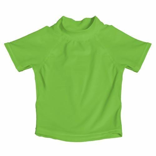 My Swim Baby UV Shirt | Lime Green