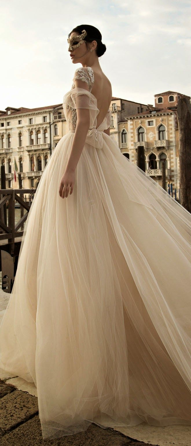 Perfect  Perfect Low Back Wedding Dresses