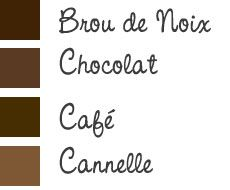 Maquillage des yeux marron : tons bruns