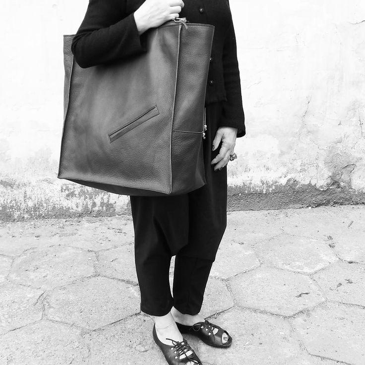 #bagsbylenka NUNA BLACK