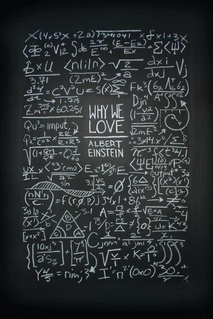 Albert Einstein: Why We Love. ☚