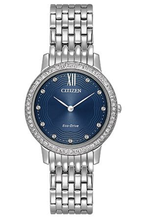 Citizen Citizen Eco-Drive  Silhouette Crystal EX1480-58L Silhouette Crystal