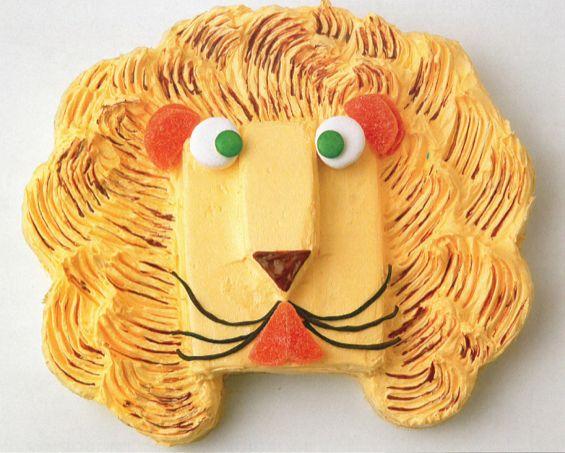 Leonard The Lion | The Definitive Ranking Of Children's Birthday Cakes