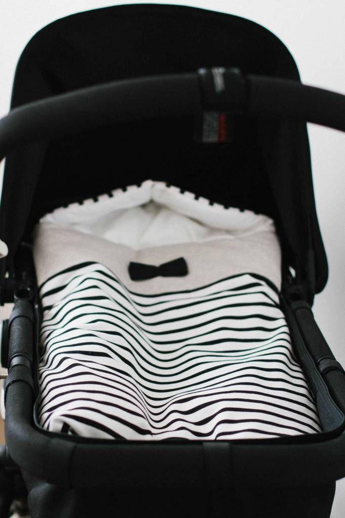 Travel sleepingbag - Breton #travel #sleeping #bag #baby #home #kids #children