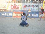 Beach Soccer - FINALI: dopo due scudetti di fila stavolta Terracina deve accontentarsi del 2^ posto