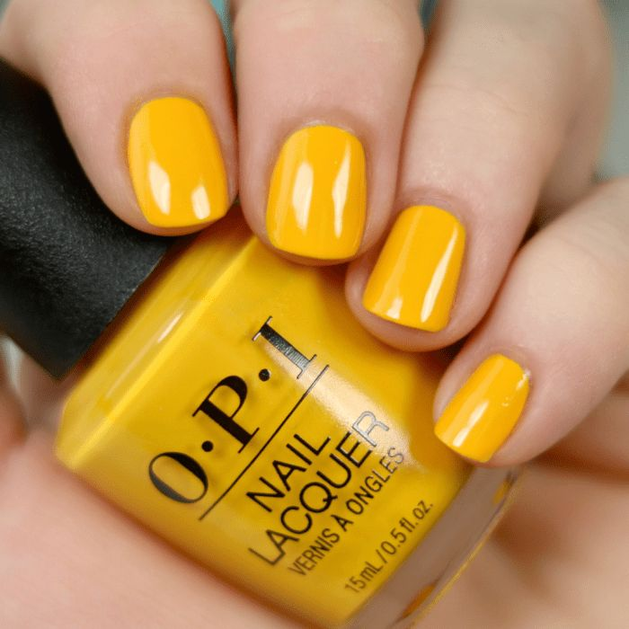 OPI Sun, Sea and Sand in My Pants