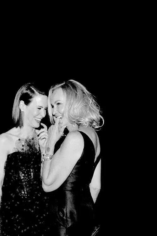jessica lange & sarah paulson they are truly FAB!!!!!!!!!!!!!!!!!!!!!!!!!!!!