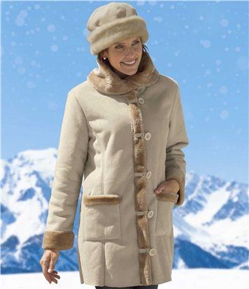 Manteau Long Suédine #atlasformen #atlasforwomen #avis #shopping #formen #discount #shopping