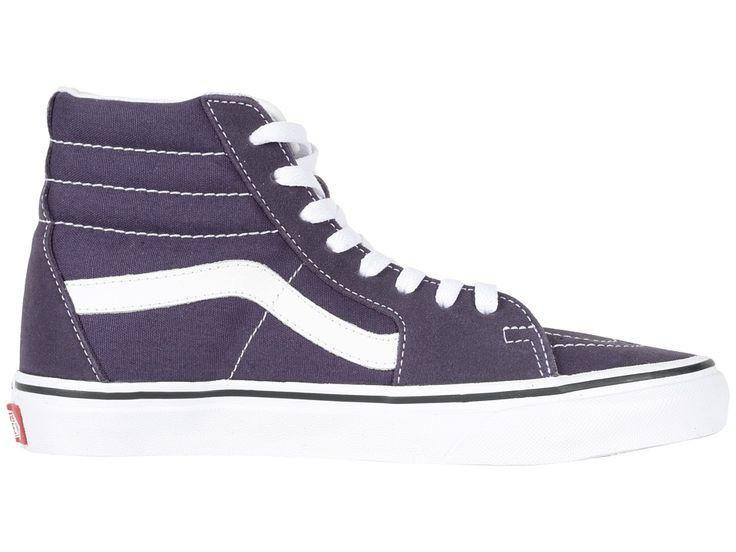 Vans SK8-Hitm Skate Shoes Nightshade/True White