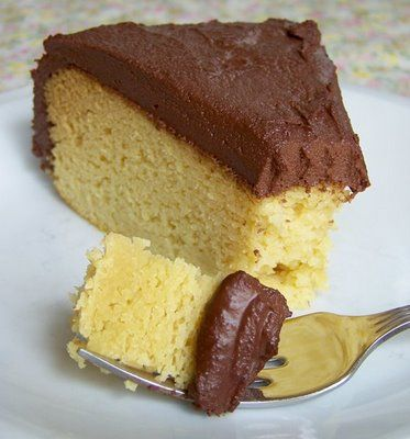 Vanilla Bean Cake: grain-free, gluten-free, sugar-free - too good to be true?